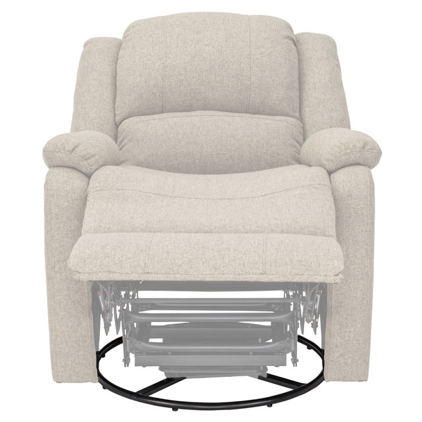 Replacement Swivel Glider Rocker Ring Base and Swivel Plate