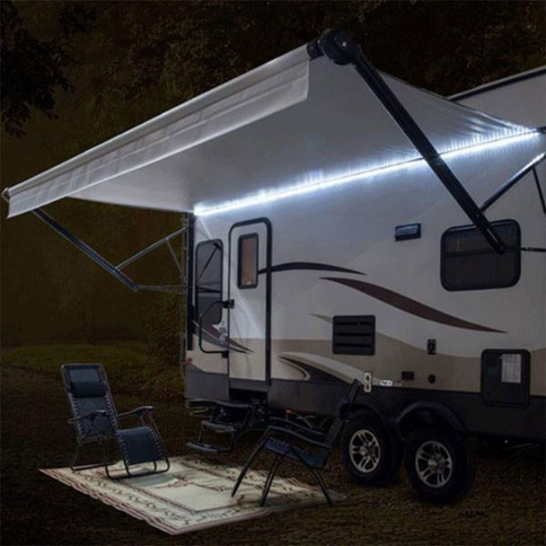 LED RV Awning Party Light with Mounting Channel
