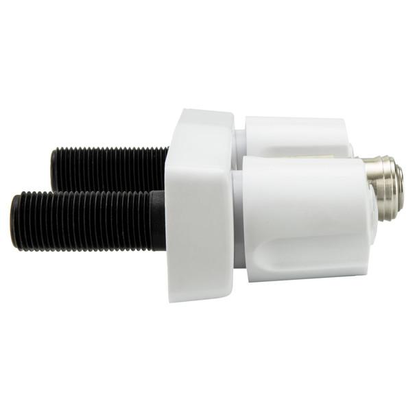 RV Exterior Faucet Hot / Cold Metal High Pressure Sprayer