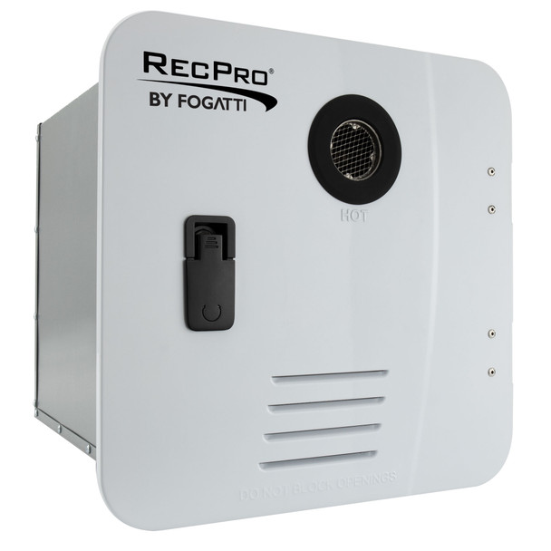 RV Tankless Water Heater 12 V On Demand Hot Water Heater