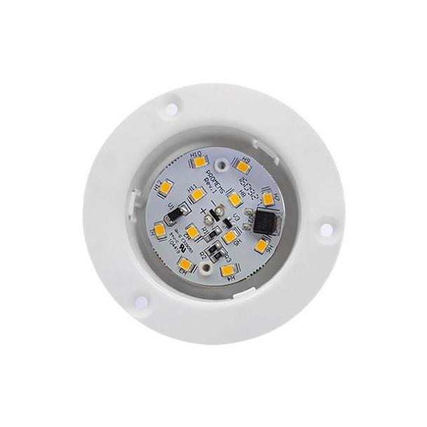 """3.2"""" Recessed 240 Lumen LED RV Light"""