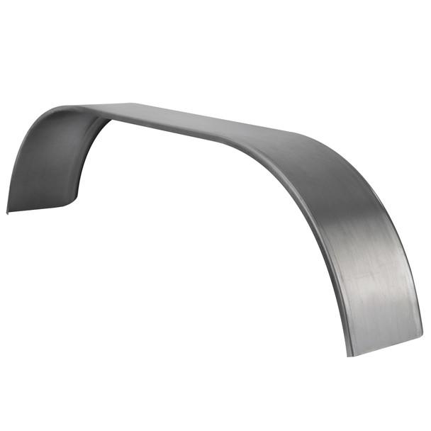 "Steel Trailer Fenders Tandem Axle 64"" x 10"" x 16"""