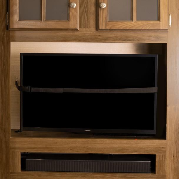 RV TV Straps Anti-Tip RV Furniture Safety Strap