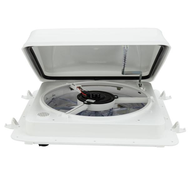 RV Roof Vent Fan-tastic Fan 3 Speed with Garnish Ring 1450