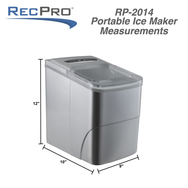 RV Portable Ice Maker