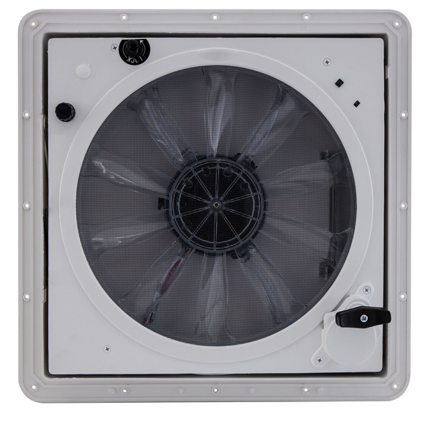RV Roof Vent Fantastic Fan 13 Speed with Rain Sensor and Remote 7350