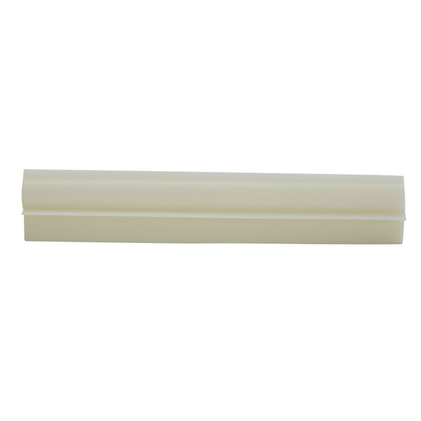 "RV Roof Vent Seal White Vinyl Seal 51"" RV Seal"