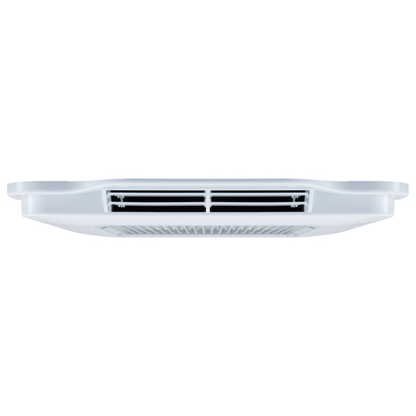 RV Air Conditioner Low Profile 13.5K Quiet AC with Heat Pump, Remote, Non-Ducted