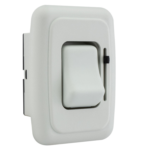 RV 12V DC Toggle Switch with High-Side Dimmer