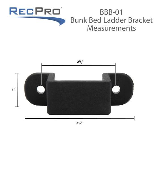 RV Bunk Bed Ladder Brackets
