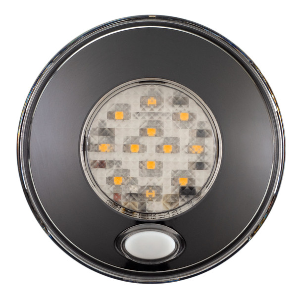 RV Under Cabinet LED Light w/ Switch Black