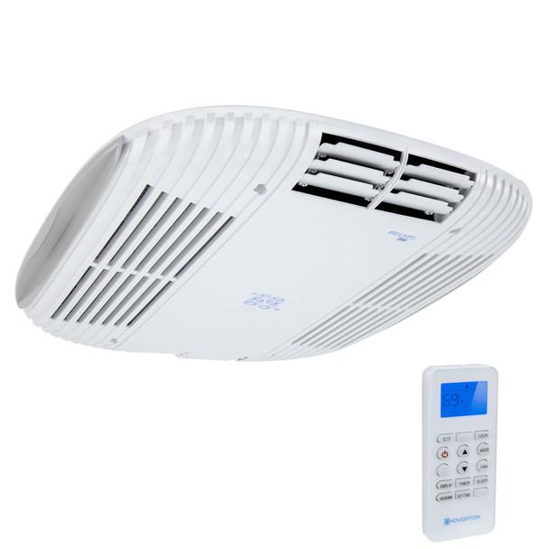 RV Air Conditioner Low Profile 9.5k Quiet AC with Remote Control