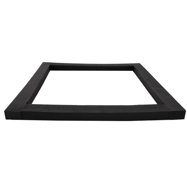 """RecPro Air Conditioner Replacement 14"""" x 14"""" Roof Gasket (Fits 3800, 3501 Models)"""