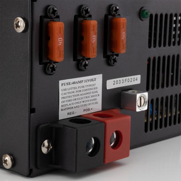 RV Converter 75A, 120V AC to 12V DC
