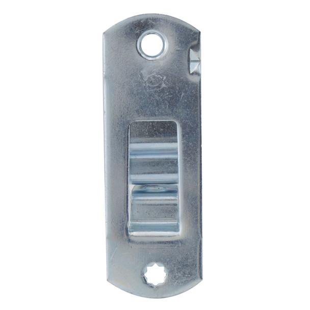 Trailer Cam-Action Door Hasp Lock Mechanism