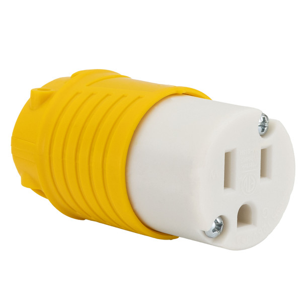 15 Amp RV Plug Female Receptacle