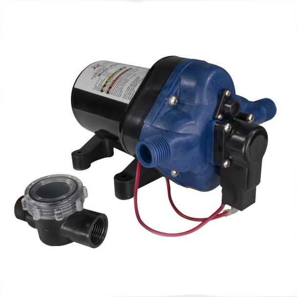 WFCO Artis 12v RV Fresh Water Pump 60 PSI