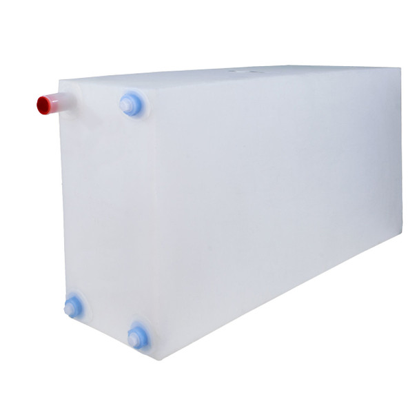 "21 Gallon RV Water Tank 39"" x 16"" x 8"" NSF Certified and BPA Free"