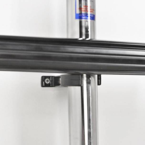 SL-D4F Stainless Steel Four Step Detachable Diver Ladder