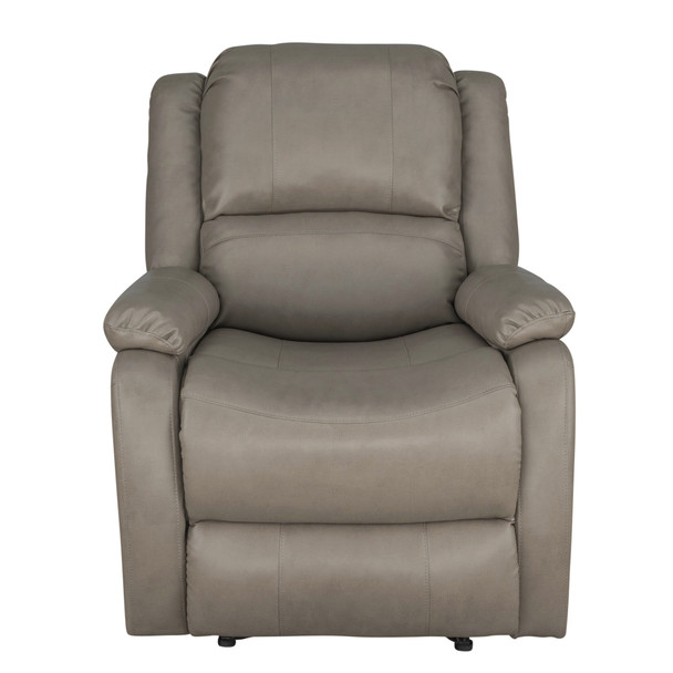 "RecPro Charles 30"" RV Wall Hugger Recliner RV Zero Wall Chair"