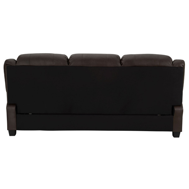 """RecPro Charles 80"""" RV Sleeper Sofa with Hide A Bed"""