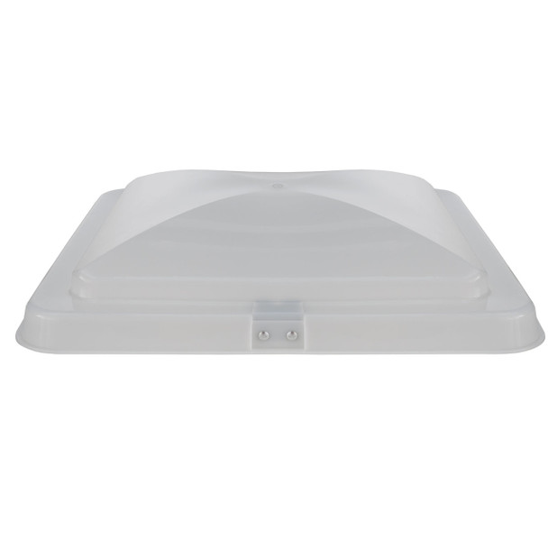 "14"" x 14"" Replacement RV Roof Vent Cover White"