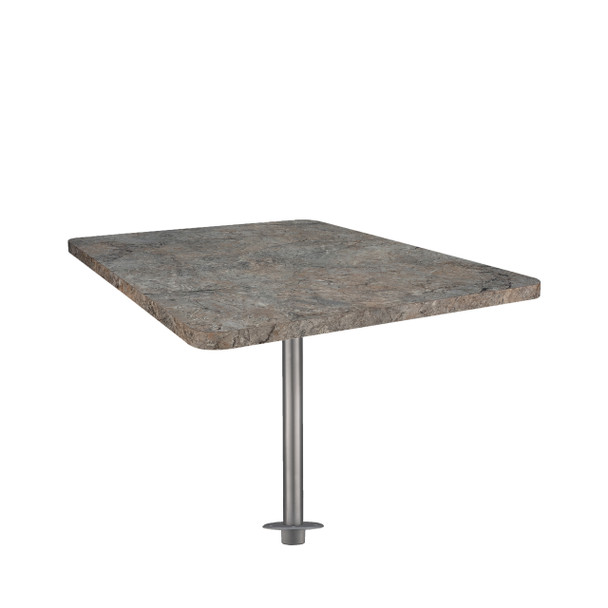 """RecLite LS RV Dinette Table 42"""" X 30"""" With Optional Leg System"""