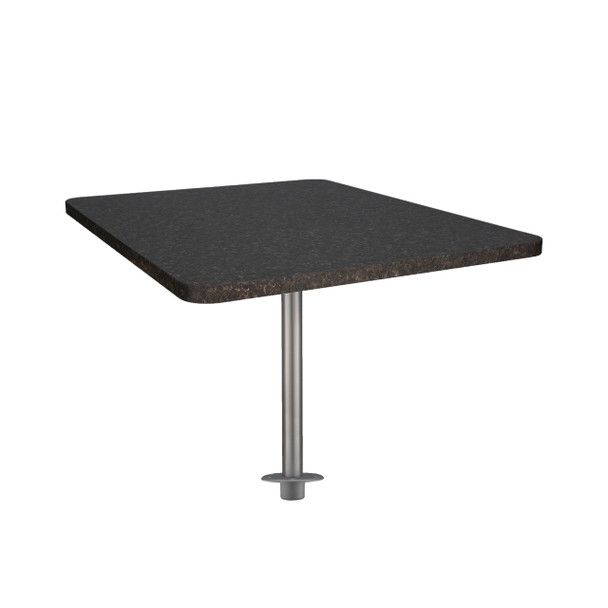 "RecLite LS RV Dinette Table 42"" X 30"" With Optional Leg System"