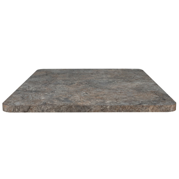 """Laminate Dinette Table For RV's 44"""" X 30"""" With Optional Table Leg/s"""