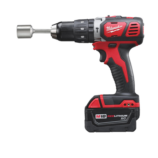 "3/4"" Hex Cordless Drill Attachment for Scissor Jacks"