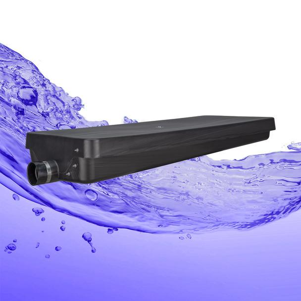 30 Gallon Black Waste Water RV Holding Tank