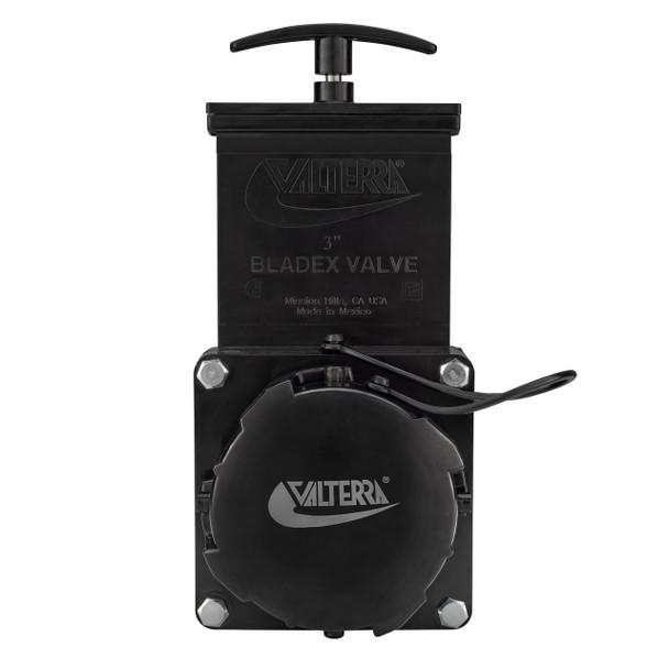 Valterra Waste Dump Valve for RV Black Water Tank