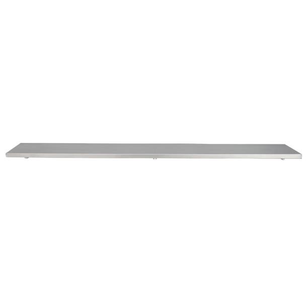 Aluminum Drop-Down Concession Stand Serving Shelf