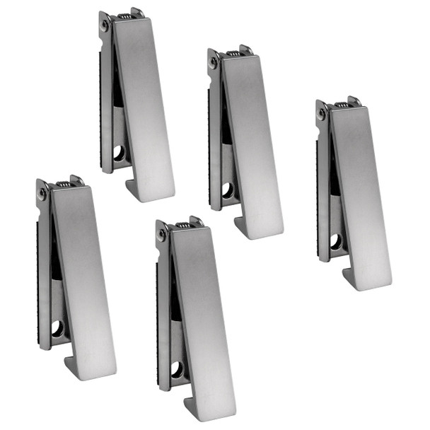 RV Baggage Door Square Catch Stainless Steel