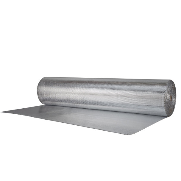 Metallic Bubble RV Insulation for Undercarriage