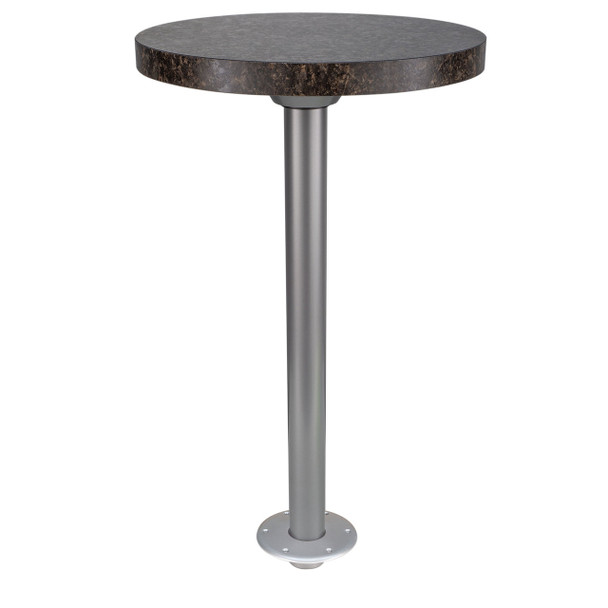 RecLite LS Round RV Table with Optional Leg