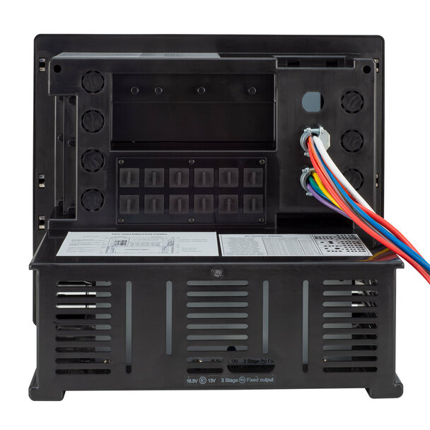 12 Volt DC To 110 Volt AC Power Converter With Housing