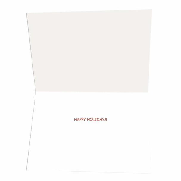 Christmas Cards - Camper and Santa - 18 Cards & Envelopes
