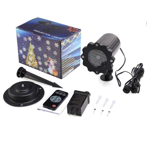 Christmas Snowflake Projector Light