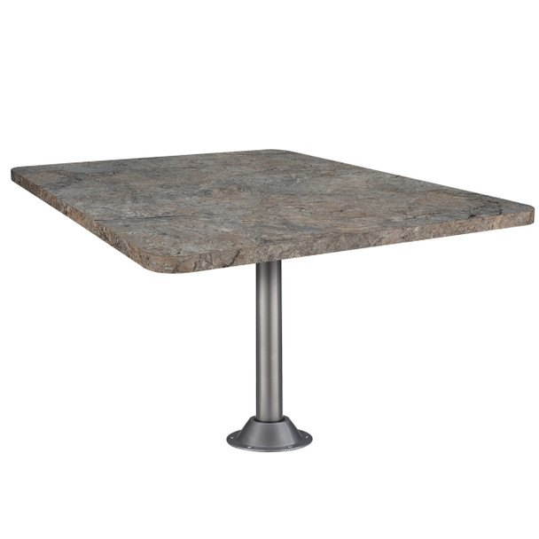 "RecLite LS RV Dinette Table 36"" X 30"" with Optional Leg System"