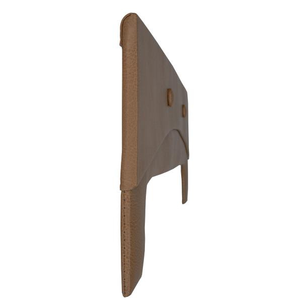 Custom RV Head Knocker for Entryway RV Bumper Pad