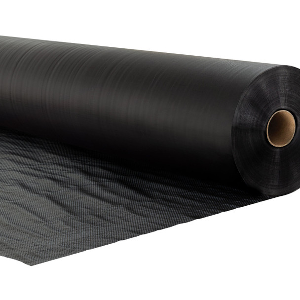 "105"" Wide RV Underbelly Material Coated Black"