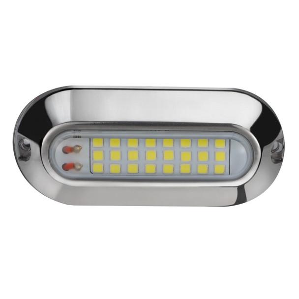 "3.5"" Underwater Pontoon Transom LED Light"