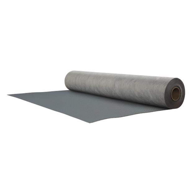 "8'2"" Diamond Pattern RV Flooring In Gray"