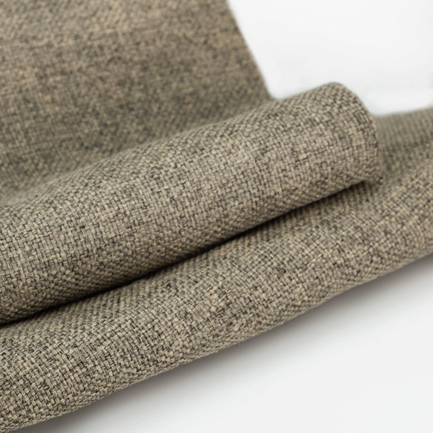 RecPro RV Oatmeal Linen Fabric by the yard
