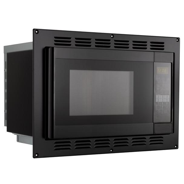 RV Convection Microwave Black