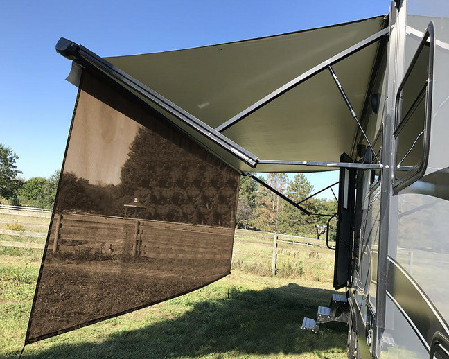 Cleaning Your Awning
