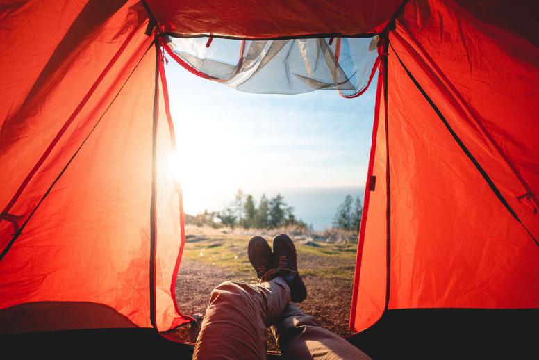 I Keep Camping On My Own - Tips for Solo Camping During Social Distancing