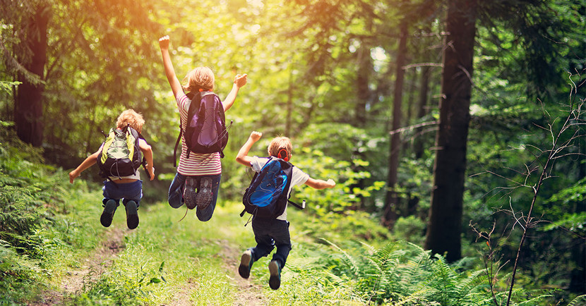 Hiking With Kids - Can It Be a Family-Friendly Activity?