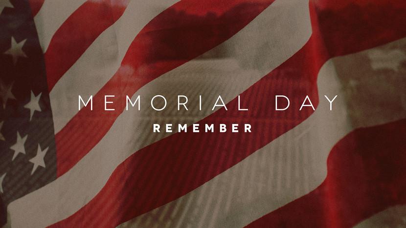 Memorial Day Travel Destinations